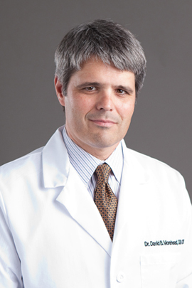 Dr. David Morehead