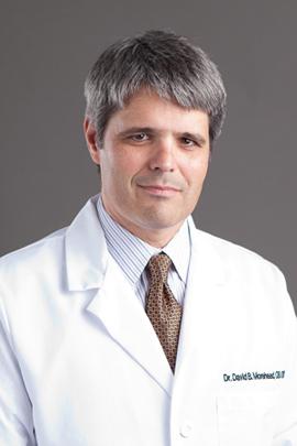 Dr. David Morehead