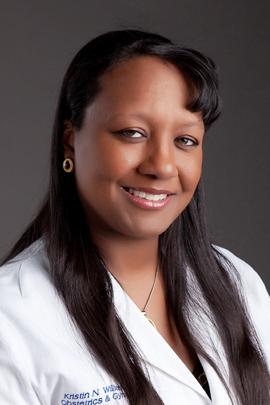 Dr. Kristin Williams